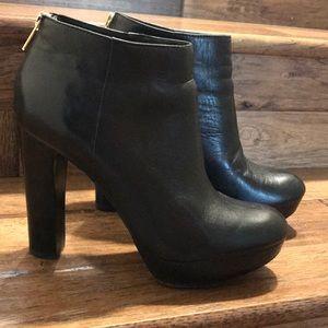 Michael Kors - Stacked Booties